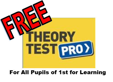 Free Theory Test Pro for All students of 1st for Learning